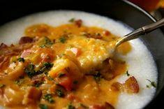シュリンプ&グリッツ Shrimp & Grits