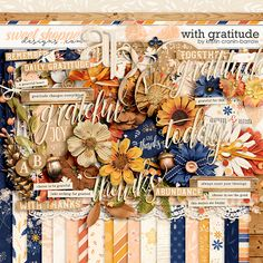 With Gratitude by Kristin Cronin-Barrow