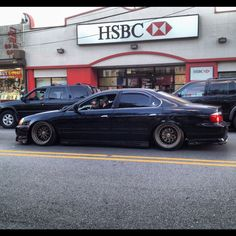 Stance Acura TL