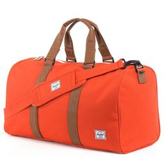 Weekender bags for your summer travels: Herschel Ravine Duffel ($65)