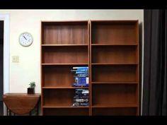 Ranger sa bibliothèque 1000 fois !!!