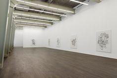 Guillermo Kuitca, 'L'Encyclopédie Nos. I, II, III, IV, V, VI', Hauser & Wirth Zurich, Switzerland, 2014