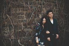 {Dzesika} Akemi + Denny, Engagement, Hart House #editorial #inspired #toronto #photography #photographer