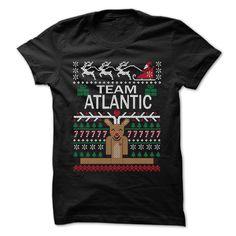 Team Atlantic Chistmas - Chistmas Team Shirt ! T Shirts, Hoodies. Check price ==► https://www.sunfrog.com/LifeStyle/Team-Atlantic-Chistmas--Chistmas-Team-Shirt-.html?41382 $22.25