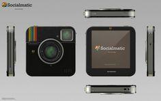 La cámara Instagram llegaría a mediados de 2013