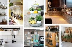 23 Neat Clutter-Free Kitchen Countertop Ideas to Keep Your Kitchen in Tip-top Shape