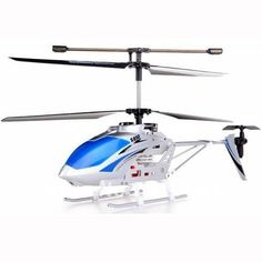 Aliexpress.com : Buy Wholesale Syma S032G 3.5 Channel Infrared Remote Control 3D R/C Helicopter with Gyro Blue/White from Reliable RC Helicopter suppliers on Chinatownmart (HongKong) Limited
