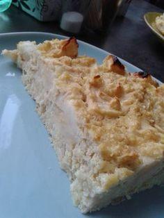 Gâteau du matin flocons d'avoine pommes jus de citrons - 0 en JSC