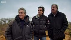 May Hammond Clarkson on the last Top Gear with these three. It'll never be the same again :(