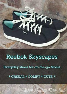 Reebok #Skyscape Runaround Review #MC #sponsored