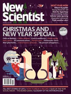This year we wrote 10 questions for the New Scientist Holiday Quiz... how many did you get right? (no peeking at the answers first!)