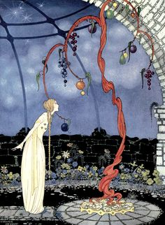 Virginia Frances Sterrett (1900–1931) was an American artist and illustrator.Old French Fairy Tales by Comtesse de Segur, 1920