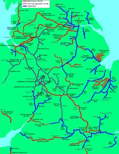 Inland Waterways of England & Wales