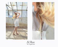 Vestido Flora #Alrazdiseño #roazpilcueta