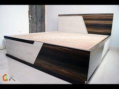 नए बेड डिजाइन फर्नीचर New bed design furniture Living Room Partition Design, Room Partition Designs, Bedroom False Ceiling Design, Bedroom Closet Design, Bedroom Furniture Design, Bed Furniture, Plywood Furniture, Plywood Bed Designs, Plywood Design
