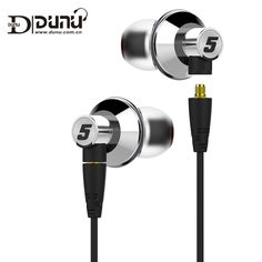 DUNU TITAN 5 HiFi Inner-ear Earphone Large dynamic acoustic performance TITAN5 TITAN-5