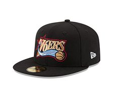 89877aa5f89 Philadelphia 76ers Fitted Hats 59fifty Hats