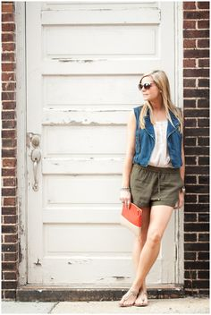 Rebecca's Fashion Shoot in Winston Salem! by Anchor & Veil Photography