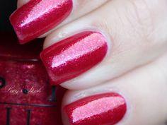 OPI Meep-Meep-Meep is the perfect wintertime pink on my toesies!