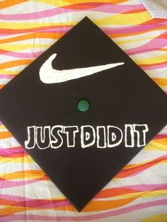 graduation cap idea