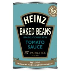 Heinz is reviving packaging designs from 1952 - the year of the Queen's coronation - to mark her Diamond Jubilee this year.
