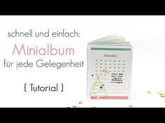Minialbum vom 2. Weihnachtstag | Anleitung & Video | danipeuss.de Shopblog | Bloglovin'