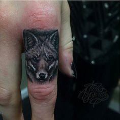 Nico Perez @inkbynico Fairfield NJ #tattwho #tattoo #tattoos #tattooartist #tattooartists #tattooist #tattooer #artist #tattoolife #instaart #instatattoo #tattoodesign #tattooed #ink #inked #tattooaddict #tattooart #art #photooftheday #instagood #instastyle #instabeauty #bodyart #tattooidea #tattoooftheday #finger #fox #fingertattoo #smallart #foxtattoo