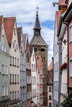 Landsberg am Lech (Bayern), Germany.