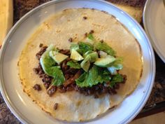 Paleo Soft Tacos  Access this and all of my recipes on With Carr Facebook page.