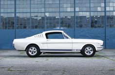 1965 shelby mustang profile - Provided by Hotrod