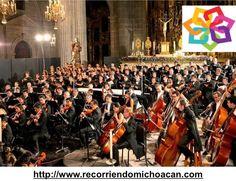 """MICHOACÁN MÁGICO invita a toda la familia a el Festival de Música de Morelia Miguel Barragán Jiménez, este año nos tiene preparado alrededor de 45 conciertos, para los mas pequeños teatro y títeres, además de un tianguis gastronómico"""" La música hasta la cocina"""". Este evento inicia el 14 de Noviembre con la participación de la agrupación mas antigua de México. HOTEL ALAMEDA http://www.hotel-alameda.com.mx/"""
