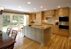 Kitchen Islands Designs Plans Design Ideas, Pictures, Remodel, and Decor - page 19
