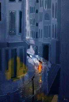 Midnight run. by *PascalCampion on deviantART