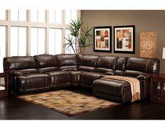 Cloud 6 Piece Sectional - Sofa