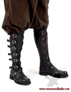 Strider Boot (too bad about your pants bro)