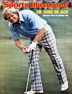 20 Best #JackNicklaus Sports Illustrated Covers images in 2012