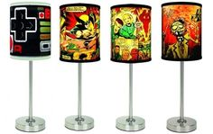 geeky lamps