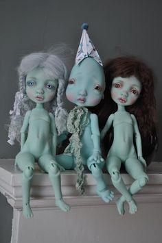 Nefer Kane CK Dolls