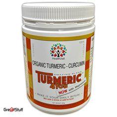 Turmeric Curcumin, Organic Turmeric, Turmeric Health Benefits, Field Day, Reduce Inflammation, Wine Recipes, Drinking, Innovation, Juice