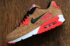#Nike Air Max 90 'Cork' 25th Anniversary #sneakers