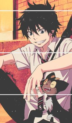 Rin - Ao no Exorcist/ Blue Excorcist love this anime... wish it was longer...