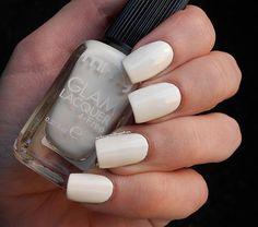 Mi-ny French M White