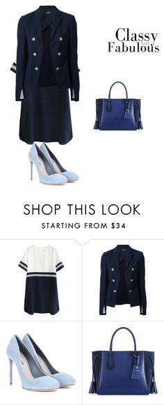 """""""Work Wear"""" by serenac123 on Polyvore featuring Theory, Miu Miu, Longchamp, modern and WorkWear"""