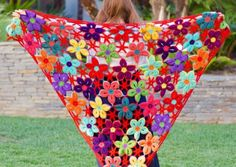 You are going to love this Bavarian Crochet Blanket Pattern and we have included a video tutorial for you. Check out the free patterns now.
