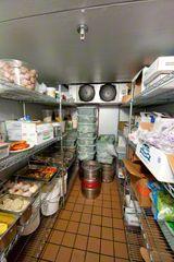 Restaurant Kitchen Storage