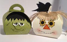 Stamping with Shelle: Curvy Keepsake Box Cuties -- Fall, Halloween ...