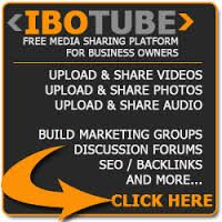 IBOTube Share Videos Pictures Audio Files & More - FREE TO JOIN By Best Places Advertise Free