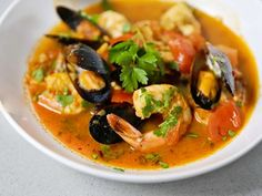Summer Seafood Stew... Happy Hour Appetizers 98 | Hampton Roads Happy Hour
