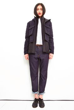 Organic by John Patrick | Fall 2012 Ready-to-Wear Collection | Vogue Runway