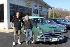 Wayne Carini 1954 Hudson Hornet Original Paint Restored by Mike Phillips - Autogeek.net - Auto Geek Online Auto Detailing Forum - #PaintRestoration #WayneCarini #HudsonHornet #OriginalPaint #MikePhillips #Autogeek #AutoDetailing #PaintCorrection